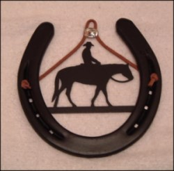 Stewart Scenic Signs and Metal Art - horseshoes