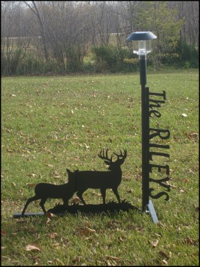 Stewarts Scenic Signs and Metal Art