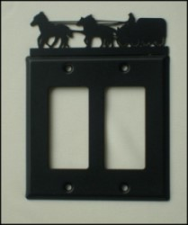 Stewart Scenic Signs and Metal Art - outlet covers